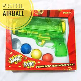 Pistol airball