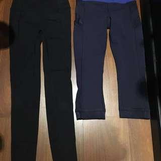 Lululemon pants-size 2