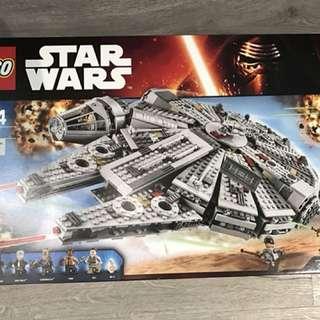 75105-Millennium Falcon