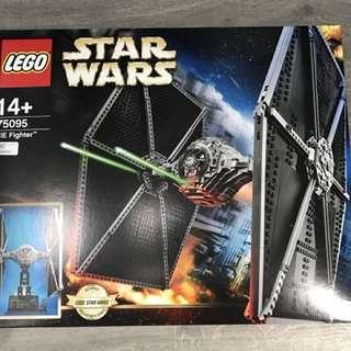 LEGO 75095-TIE Fighter