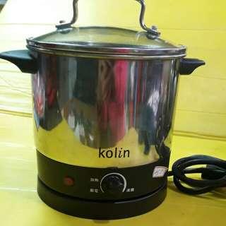 Kolin歌林不銹鋼輕煮鍋