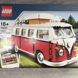 LEGO 10220-Volkswagen T1 Camper Van