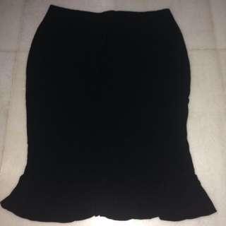Giorgio Armani Skirt 100% Silk. Size 42ITA/10UK