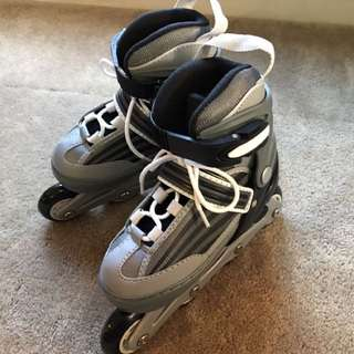 Southern Star Adjustable Inline Skates Size 11-1 (age 8+)