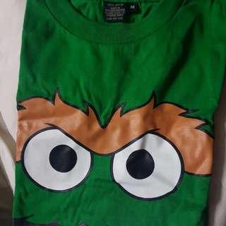 Cookie monster tshirt