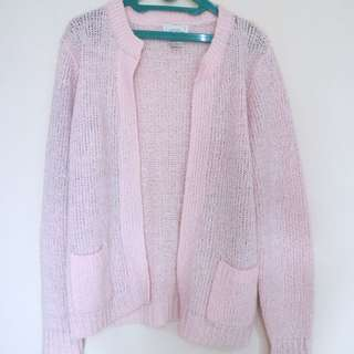 Outer pink made in Korea
