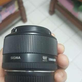 Len Sigma 30mm F2.8 Miro Fourthird