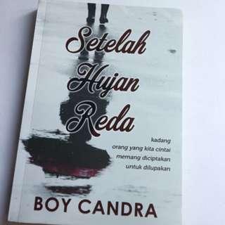 Setelah Hujan Reda by Boy Candra 40rb Free ongkir