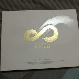 INFINITE 3rd Mini Album - INFINITIZE