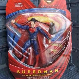 Movie Master Superman Man Of Steel