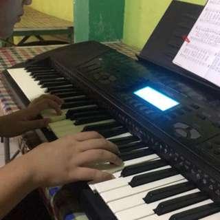 PIANO/VOICE LESSON