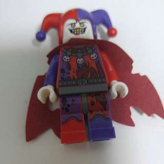 Lego NEXO KNIGHTS jestro and evil book