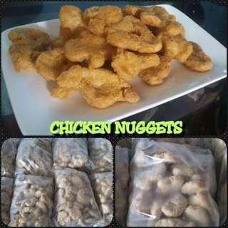 💯% Taste Like MCDO NUGGETS - 1 kilo