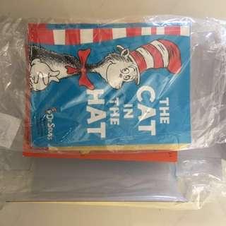 Dr Seuss Book Set New