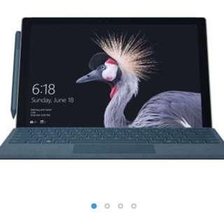 Microsoft 2017 Surface Pro i7/256GB/8GB