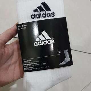 Adidas Socks x 2