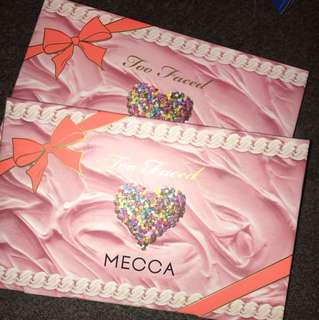 Tooo faced x mecca