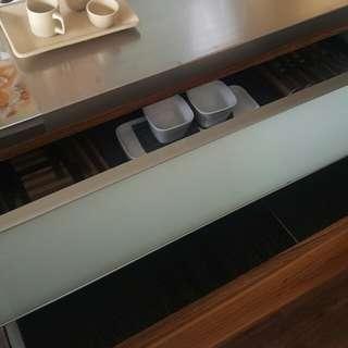 Kitchen set minimalist desain