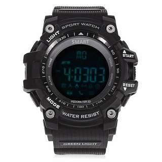 Rugged Waterproof Sport Smart Watch