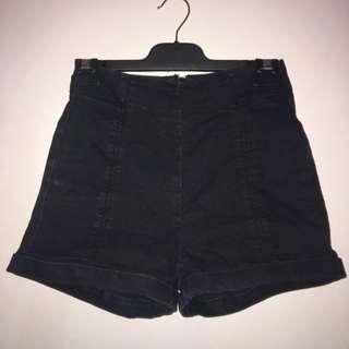 Factorie black shorts
