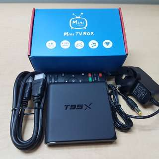 Android Box T95X