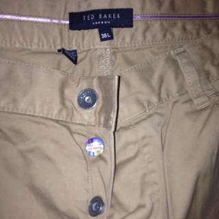 Ted Baker London Jeans. Size 36L. Excellent Condition