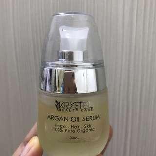 Krystel Beauty Care Argan Oil Serum