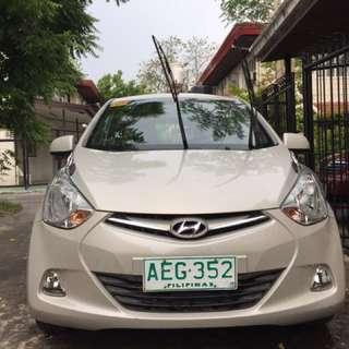 Hyundai Eon Gls 2014