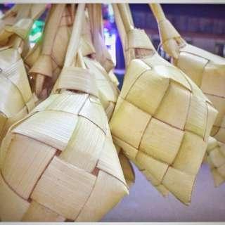 Puso (Hanging Rice) Sa Inayawan