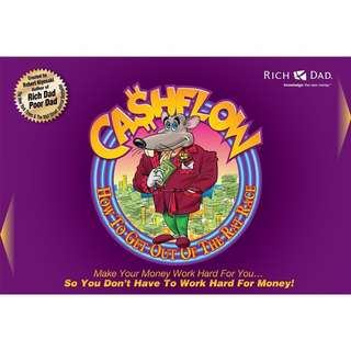 CASHFLOW Investments 101 Board Game