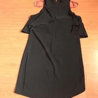 Black GTW dress medium