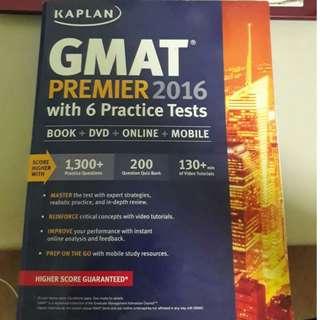 KAPLAN GMAT Premier Guide 2016