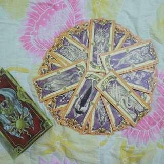[Collectors item] Cardcaptor Sakura Clow Cards