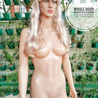 Female Wholebody Mannequin