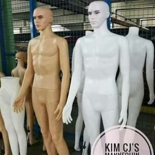 Male Wholebody Mannequin