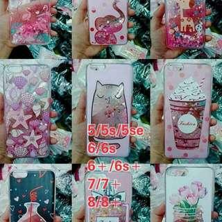 iPhone Glitter Cases