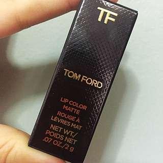 BNIB Tom Ford Lips & Boys Lipstick Christopher