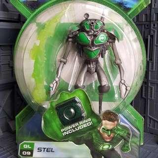 Movie Figure Green Lantern No. 9 - Stel