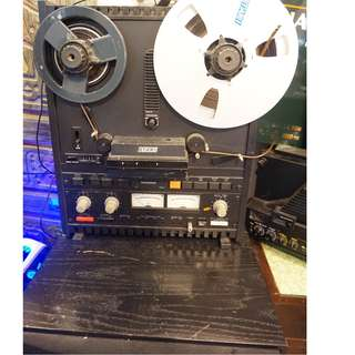 Open Reel Tape Recorder - Vintage