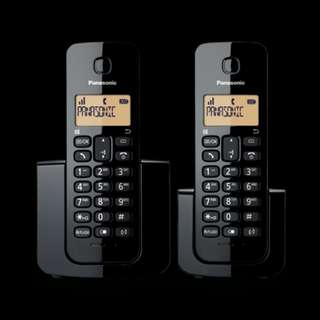 PANASONIC KXTGB 112 Twin Cordless Phone with Caller ID Function