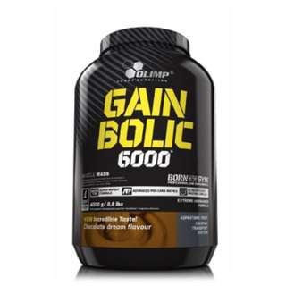 GAIN BOLIC 6000 (MASS)