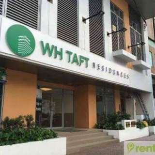 Condo For Rent 1BR Beside DLSU. WH Taft Residences.
