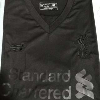 Liverpool 125 Years Pitch Black Edition Shirt