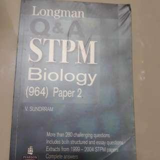 Biology Paper 2 Q&A Longman