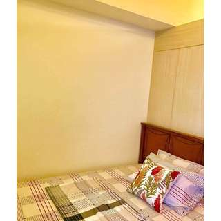 1BEDROOM CONDO UNIT FOR RENT IN GREEN RESIDENCES  NEAR DLSU