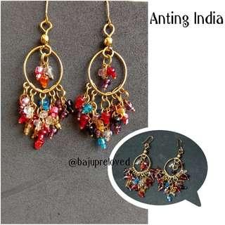 Anting India fashion