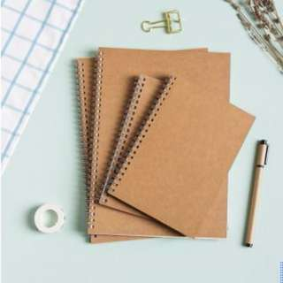 Dotted/ Grid notebook