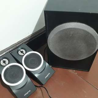 Creative Inspire t3100 Speakers