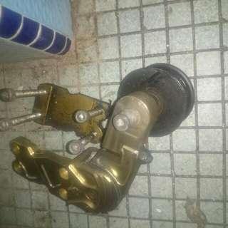Control Rantai Motor