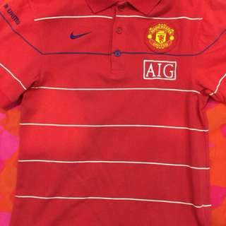 Manchester United Polo T-Shirt
